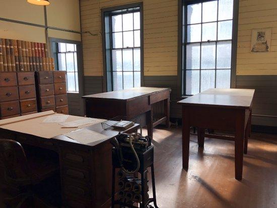 West Orange, NJ: Laboratory Building - Drafting Room