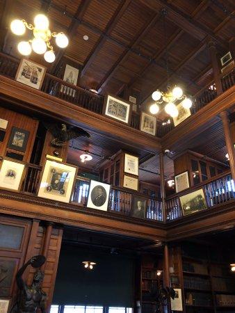 West Orange, NJ: Laboratory Building - Library
