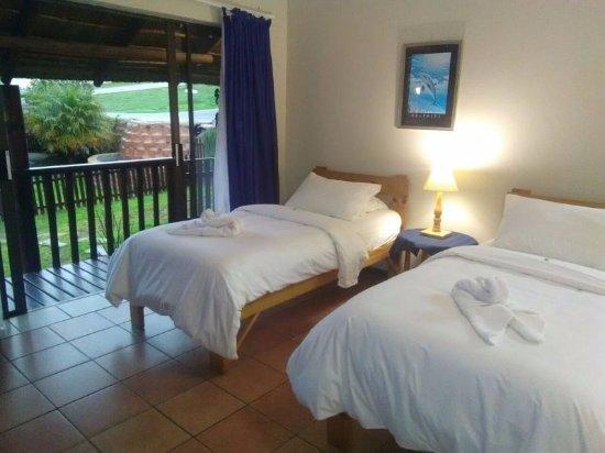 Дана-Бей, Южная Африка: Unit 5 Twin Beds