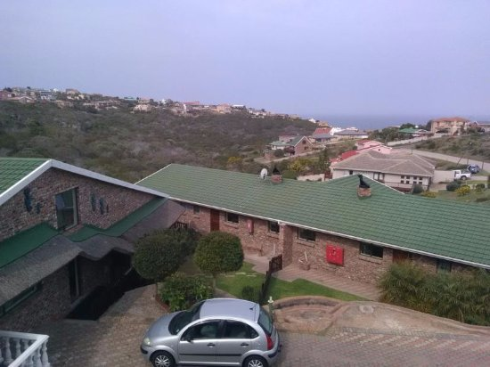 Dana Bay, South Africa: View from Unit 1 Balcony