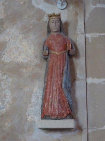 La Perriere, Fransa: Statue