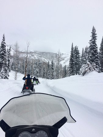 Midway, Utah: A view from the tour