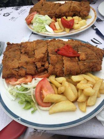 Restaurante restaurante sidreria el mallu del infanzon en - Cocinas en gijon ...