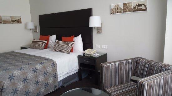 Metropolitan Hotel : Habitación standard