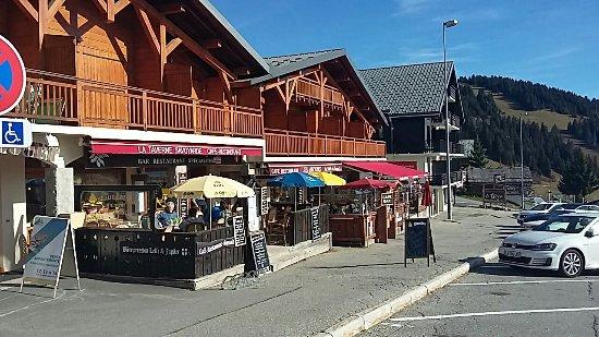 Les Saisies, ฝรั่งเศส: 20171103_133348_large.jpg