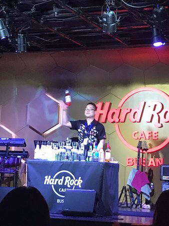 Hard Rock Cafe Busan: photo2.jpg