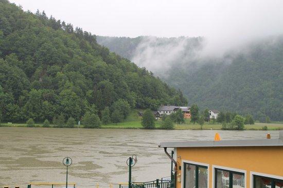 Schlogen, Austria: Hotel Donauschlinge - Schlögen/Haibach ob der Donau, Ausztria
