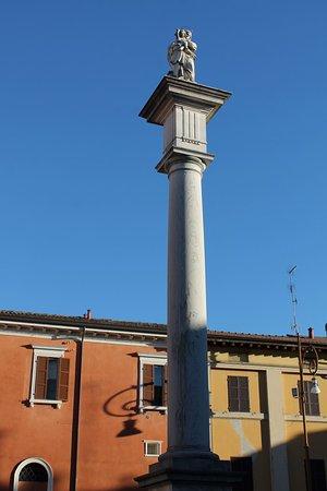Форли, Италия: Colonna Madonna del Fuoco