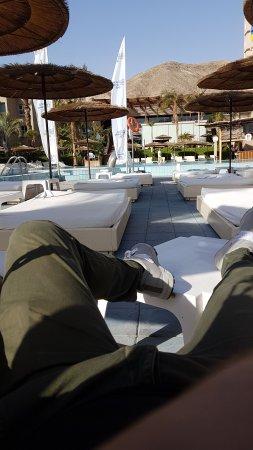U Coral Beach Club Eilat: פינוק