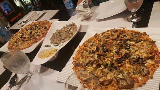Mes Restaurant: Italian food
