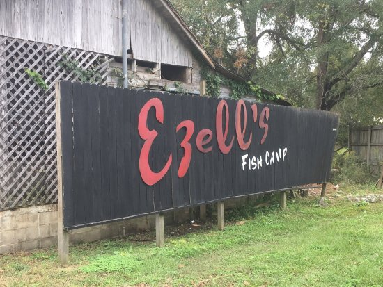 Butler, AL: Ezell's Fish Camp