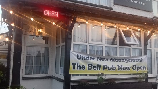 Grimston, UK: Old Bell Public House under new ownership June 2016
