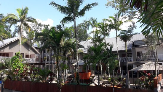 Paradise On The Beach Resort Palm Cove: 20171104_092838_large.jpg