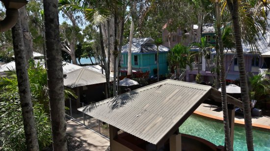 Paradise On The Beach Resort Palm Cove: 20171104_104058_large.jpg