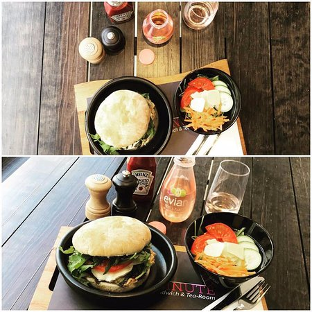 Strombeek-Bever, Belgien: Burger Foodminute