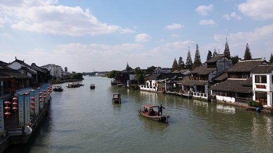 Resultado de imagem para Zhujiajiao shanghai