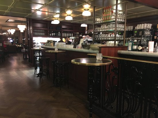 Zalmhuis rotterdam omd men om restauranger tripadvisor for Zalmhuis rotterdam