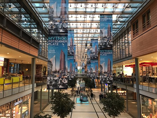 Mall Of Berlin Germany Top Tips Before You Go With Photos - Mall of berlin map