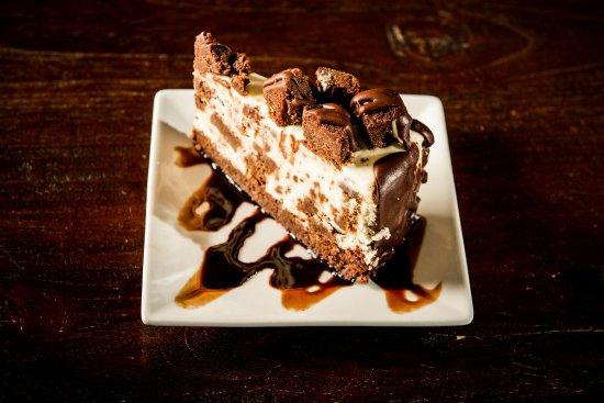 Saint-Bernard-de-Lacolle, แคนาดา: Decadent desserts