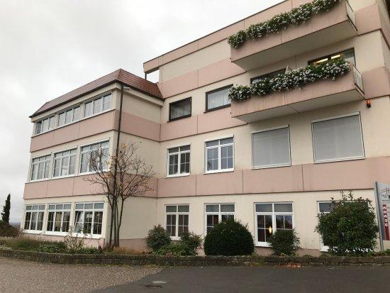 Hotel von außen Picture of Haus am Weinberg Sankt