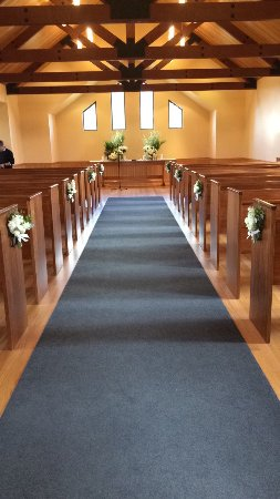 Chirnside Park, Australia: Chapel