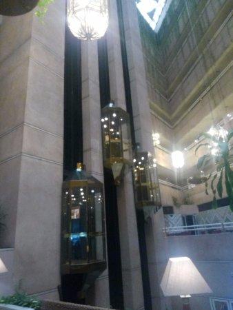 Hotel Granada Center : ascensori