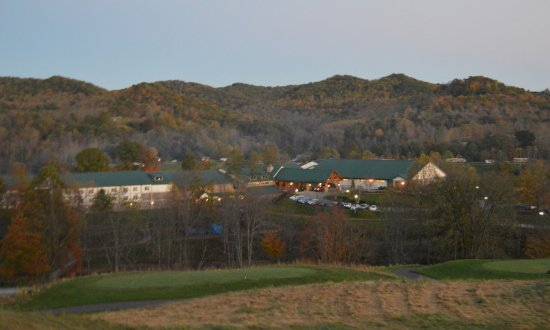 Stonewall Resort: View from Lightburn's & Arnold Palmer Course