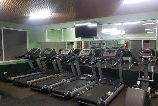 Progressive Park Hotel: Gym