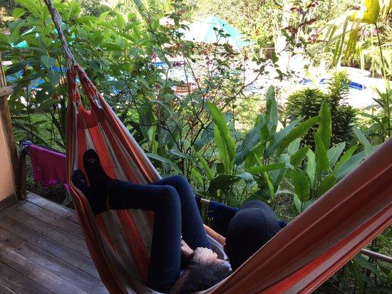 Cabanas Bambu, Mindo: muy tranquilo