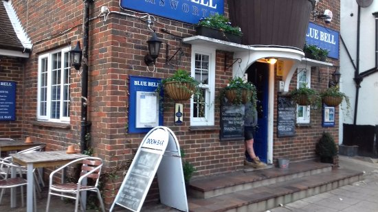 Emsworth, UK: The front