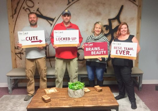 The Lost Escape Room