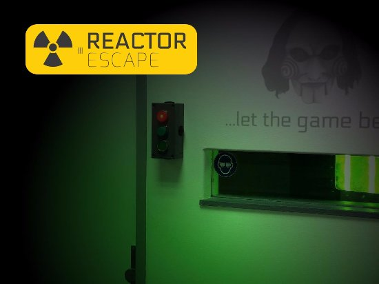 ‪Reactor Escape‬