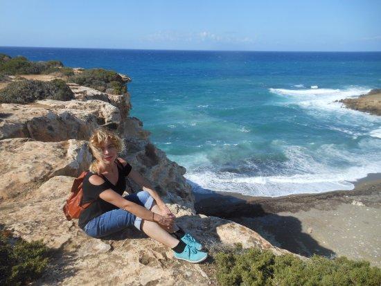 Lara Bay Turtle Conservation Station : красивейшее море...
