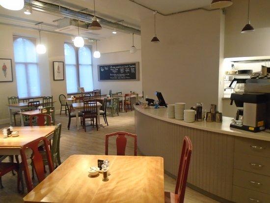 Johnstons of Elgin Cafe, Hawick