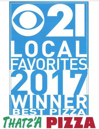 Camp Hill, Πενσυλβάνια: CBS21 Winner