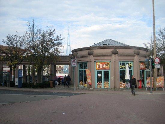 "Pirmasens, Γερμανία: Imbiss am ""Exe"""
