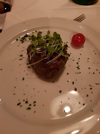 Forch, Suiza: Rindsfilet