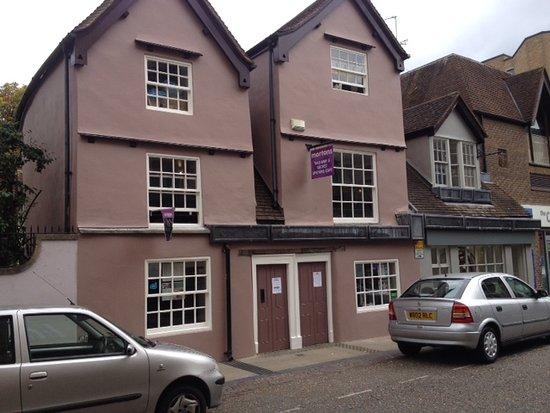 Morton's Cafe: Mortons, 22 New Inn Hall Street