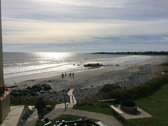 Southwest Nova Scotia, แคนาดา: view from the lodge