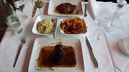 Flame & Bull Steakhaus: Das beste Essen