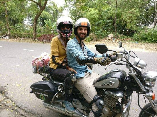 One Way Motorcycle Hire Vietnam