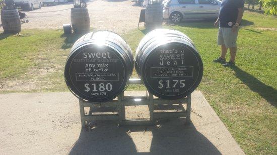 West Swan, Australia: Advertising