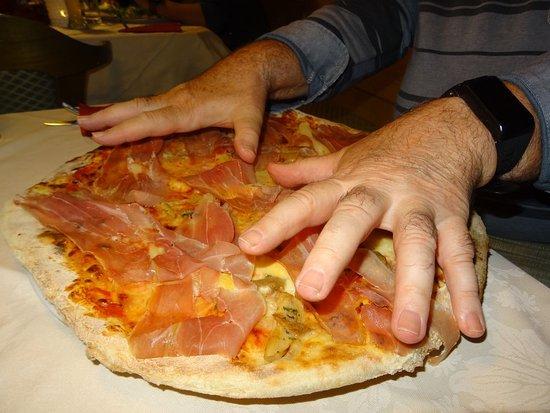 Restaurant Pizzeria Mosl: Mösl Wirt Meran