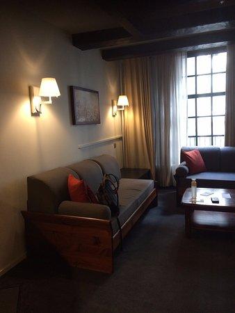 ruime slaapkamer, heerlijk bed - Picture of Hapimag Resort Amsterdam ...