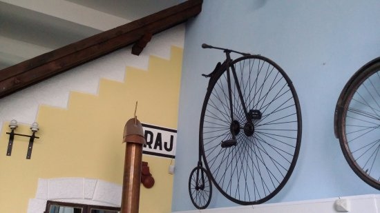 Museum of Transport: Penny-farthing