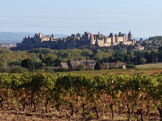 S Comme : S'Comme is very close to Carcassonne.