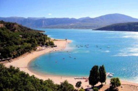 Lac de sainte croix bild von lac de sainte croix - Office du tourisme lac de sainte croix ...