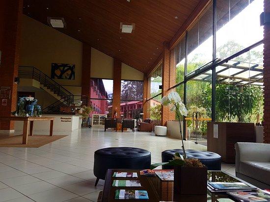 Itapecerica da Serra, SP: Hotel Terras Altas