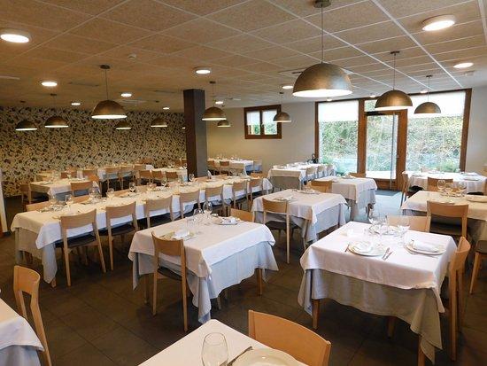 Zestoa, Hiszpania: comerdor asador-restaurante Araneta