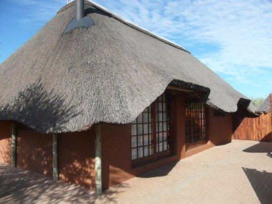 Mokala National Park - Mosu Lodge: One cottage!